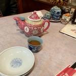 清香園 - 特筆する所のない中国茶w