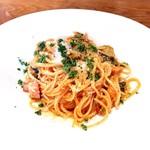 101031166 - Pasta Lunch / 茄子のアラビアータ(1,000円 +税)