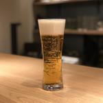 KAEDE - 生ビール(カールスバーグ)