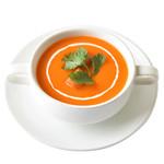 ディップマハル - トマトクリームスープ