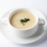 ディップマハル - チキンクリームスープ