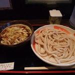 小平うどん - 肉汁うどん(400g)