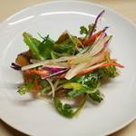 東坡 - おとうし、牛筋サラダ