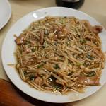 東坡 - えのきと豚肉炒め