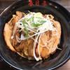 油そば専門店 春日亭 - 料理写真:炙りしょうゆ油そば ¥800(税込)