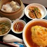 揚子江 - 料理写真:飲茶ランチ
