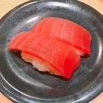 寿しの魚常 - まぐろ128円
