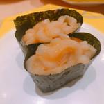 寿しの魚常 - うにイカ和え180円