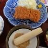 かつ庄 - 料理写真:ひれかつ定食 980円