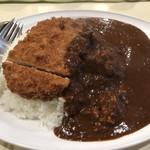 カレー専門店 横浜 - カツカレー 辛口