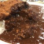 カレー専門店 横浜 - 辛口ルーアップ