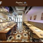インド料理ムンバイ四谷店+The India Tea House - 1F/34席。終日禁煙です