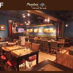 インド料理ムンバイ四谷店+The India Tea House - 2F/60席。ディナーは全面喫煙可