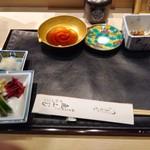 魚ふじ - お盆