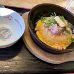 熱烈タンタン麺一番亭 - チャーハンセットのチャーハン