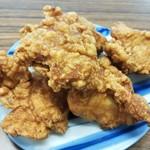 吉原精肉店 - 5個の那須鶏の唐揚げ