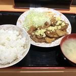 マルキ食堂 -