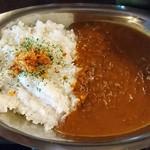 大谷地カレー 颯 - 料理写真:大谷地カレー アップ