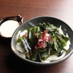 横濱深夜食堂 - 海藻サラダ(350円)(税込)