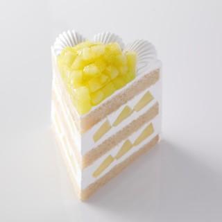 「エクストラスーパーメロンショートケーキ」1日限定20個‼