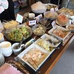 農村食堂 里のカフェ - お惣菜  おかずBAR