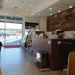 Ekibenkafetakeshi - 店内