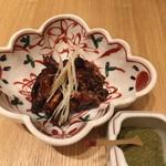 Unagihitsumabushibinchou - 肝焼