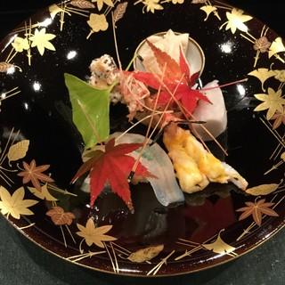 京懐石 八泉 - 料理写真: