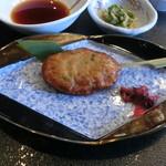 網元料理 徳造丸 - 金目鯛メンチ