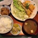 大ちゃん - 料理写真:キスフライ定食