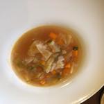 YAMAKAWA - Cランチ   スープ