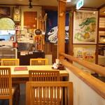 龍燕 - テーブル席