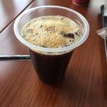 石窯パンマルシェ HARU - アイスコーヒー