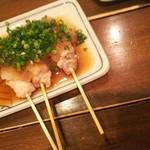 ゑびすや - 料理写真:おろし焼き鳥♪120円