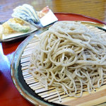 藤亭 - 料理写真:お蕎麦