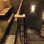 海鮮屋 鳥丈 - 2Fへ階段