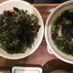 ゑびすや - 大黒丼600円、お茶漬け500円♪