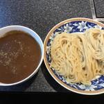 鶏屋 Be Crazy - カレーつけ麺(大盛)①