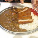洋食 ジャンボ - カツカレー