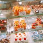 アマンデ - 料理写真:ショーケース