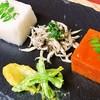 coctura桜井 - 料理写真:二月先付 近江かぶら金時人参ギモーヴ