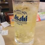松屋 - ハイボール150円も小グラス
