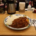 カレーハウス ピヨ - ビーフ野菜カレー