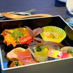 ビストロ・ヨシムラ - 料理写真: