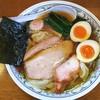 手打中華 特札堂 - 料理写真:ワンタン麺+半熟卵