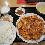 10108124 - 麻婆豆腐定食