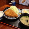 とんかつ 田 - 料理写真:ロース定食