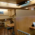 cafe LILAS - 店内