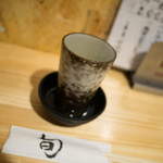 酒喰洲桜井水産 - 盃