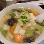 台北101 - 海鮮湯麺